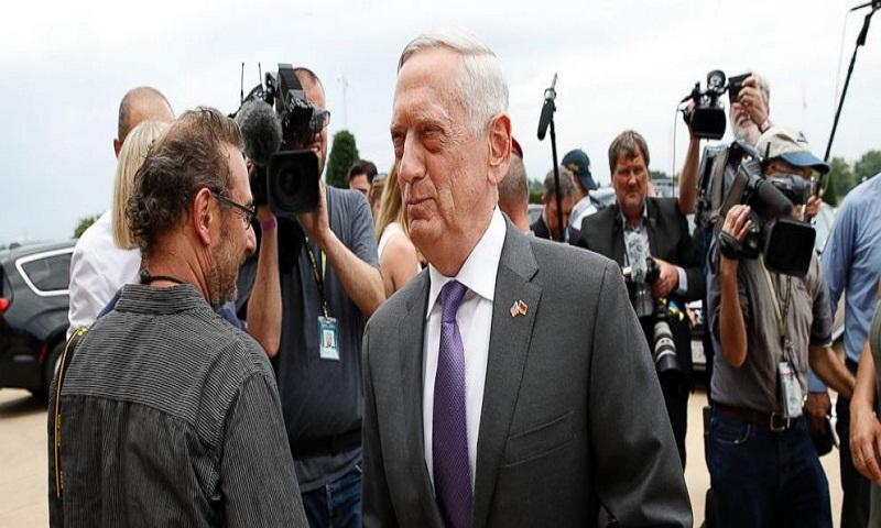 Mattis to visit China as Taiwan, S China Sea tensions rise