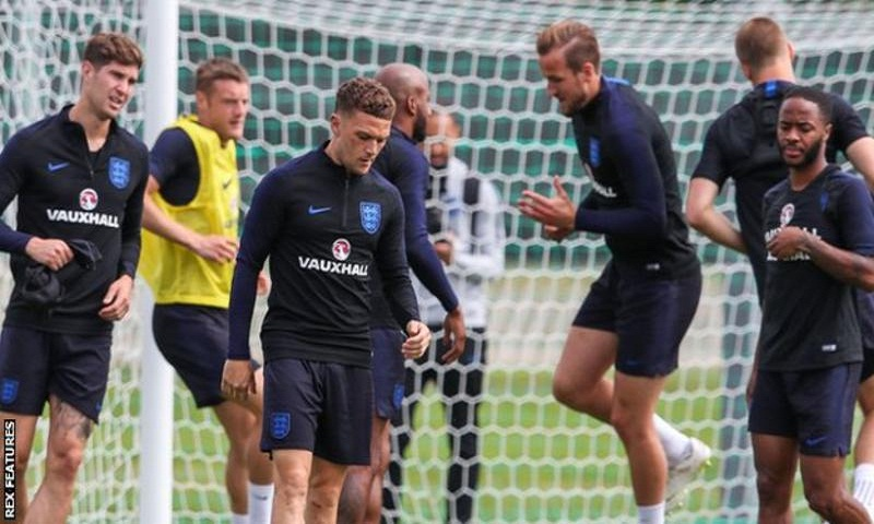 World Cup 2018: England team to face Panama