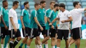Belgium, Mexico march on as Germany face Swedish test