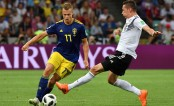 Germany trail Sweden 1-0 at half-time, face World Cup exit