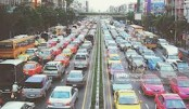 Dhaka's nightmarish traffic