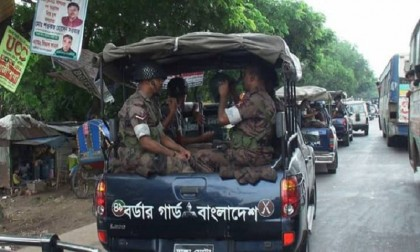 BGB deployed in Gazipur ahead of city polls
