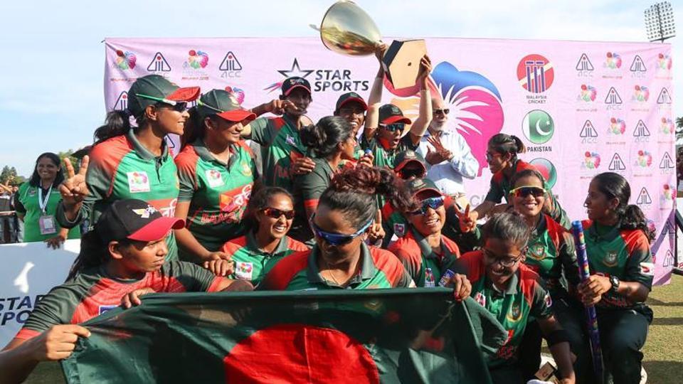 Bangladesh women's cricket team leaves for Ireland on Monday
