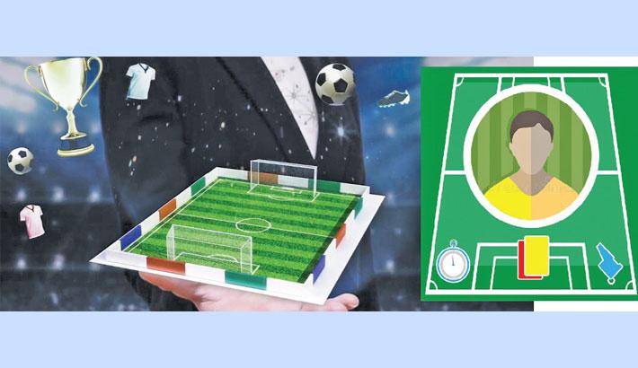 Technology in football fest
