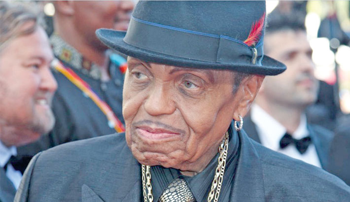 Joe Jackson hospitalised in final stages of terminal cancer