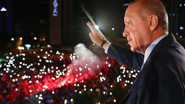 Turkey's victorious Erdogan set to assume sweeping powers