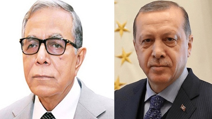 President congratulates Erdogan on election victory