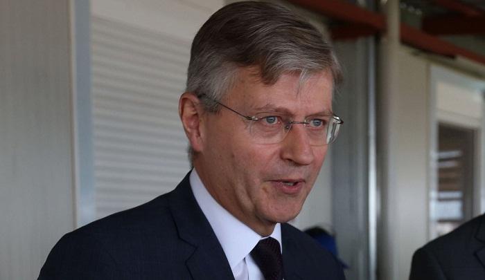 UN envoy Lacroix assures to help Rohingyas
