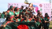 Bangladesh women's cricket team leaves for Ireland on Monday