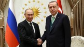 Putin praises Erdogan's 'great political authority'
