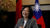Taiwan under 'immense pressure' from China: Tsai