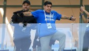 Maradona wants to meet Argentina players after Croatia shock