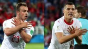 Shaqiri, Xhaka face two-match bans over goal celebrations