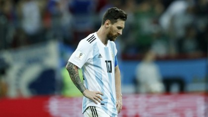 Messi is frustrated and desperate: Mascherano