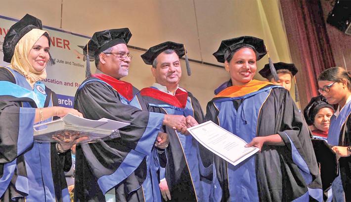 First-ever nursing post-graduation ceremony held