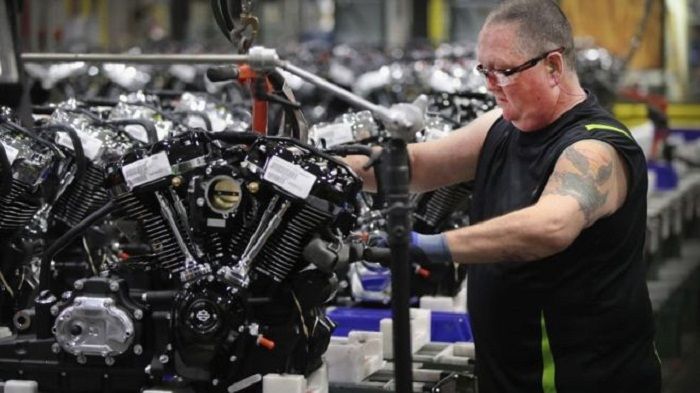 Harley to make more motorcycles outside the US