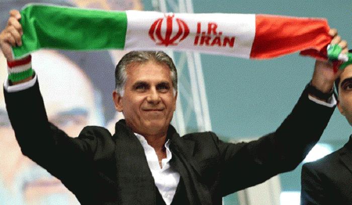 Ronaldo deserved red for elbow: Iran coach