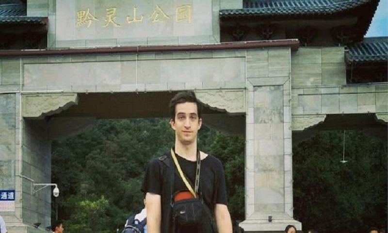 Phillip Hancock: Rare foreign organ donor praised in China