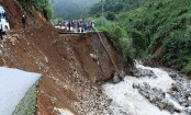 Flooding damages roads, homes in Vietnam; deaths rise to 15