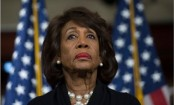 Trump to Democratic congresswoman Maxine Waters: 'Be careful'