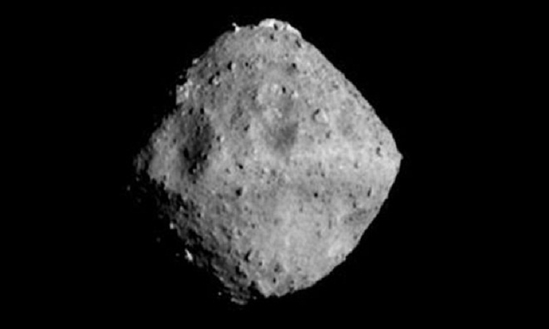 Japan's Hayabusa 2 spacecraft reaches cosmic 'diamond'