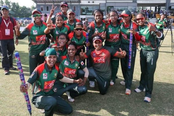 Bangladesh women take on Ireland in 1st T20 Thursday