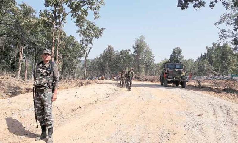 Jharkhand: Six Jaguar Force jawans killed in Maoist landmine blast