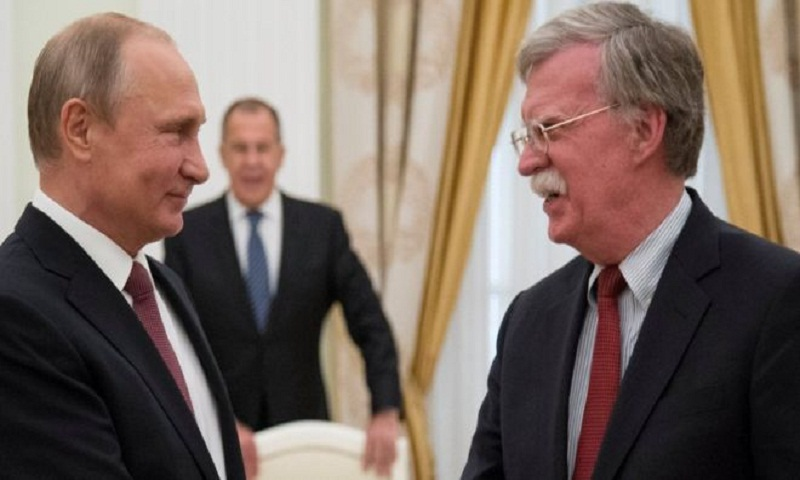 Trump-Putin summit agreed by US and Russia in principle