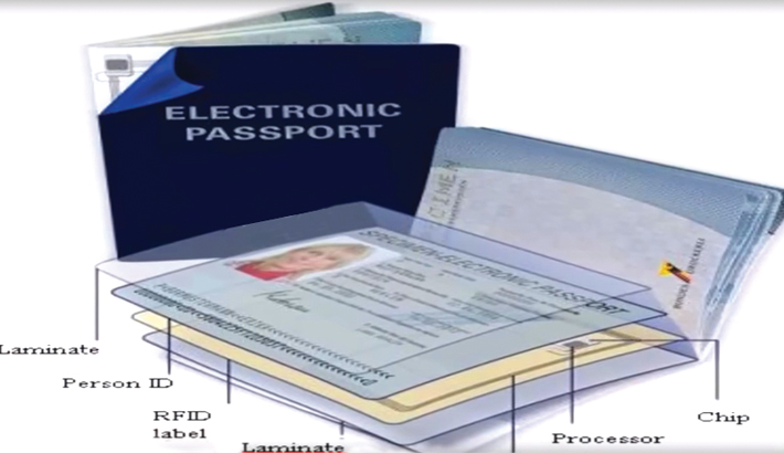 E-passports for citizens soon