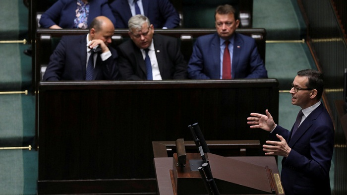 Poland amends controversial Holocaust law
