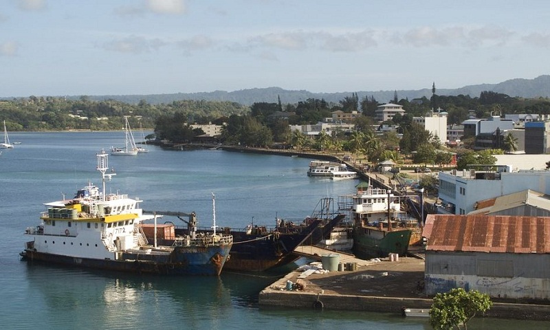 Chinese navy hospital ship's 11-nation tour includes Vanuatu