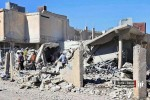 Airstrike on shelter kills 17 in southwest Syria