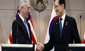 Mattis says US will keep current troop levels in South Korea