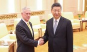 China won't give up 'one inch' of territory says President Xi to Mattis
