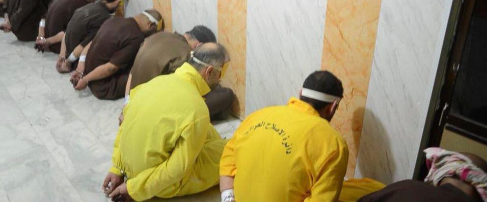 Iraq hangs 13 prisoners as premier urges rapid executions