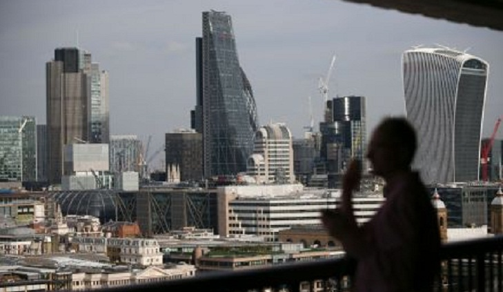 UK economy grows faster than expected: data