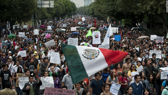133 politicians murdered ahead of Mexico elections: study