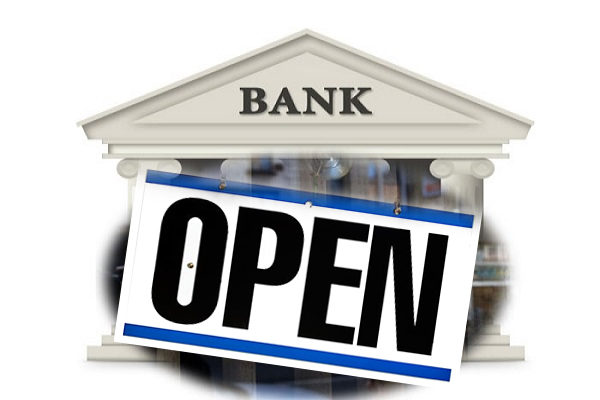 Banks to remain open Saturday
