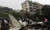 Plane crashes in India's Mumbai, killing 5