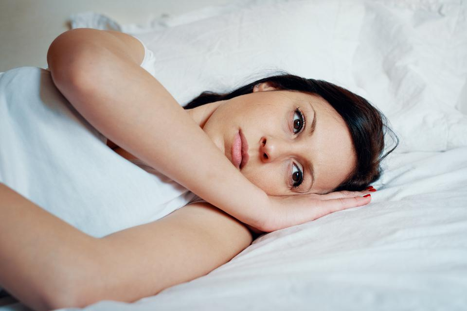 Mild sleep problems may up blood pressure in women