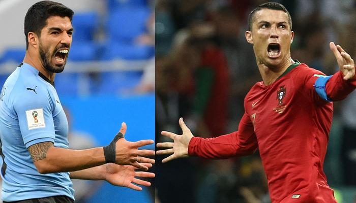 Ronaldo, Suarez put World Cup dreams on line