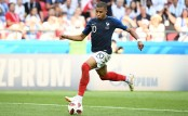 Mbappe 'happy' but says Pele 'on another level'