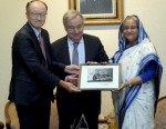 UN to put more pressure on Myanmar: Guterres