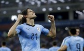 Uruguay into quarters; Ronaldo and Portugal out