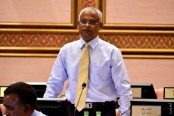 Maldives opposition names backup presidential candidate