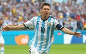 Brief look at Lionel Messi's World Cup goals