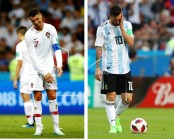 Messi and Ronaldo not only greats not to win World Cup
