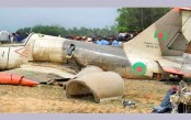 Air Force training plane crashed in Jessore