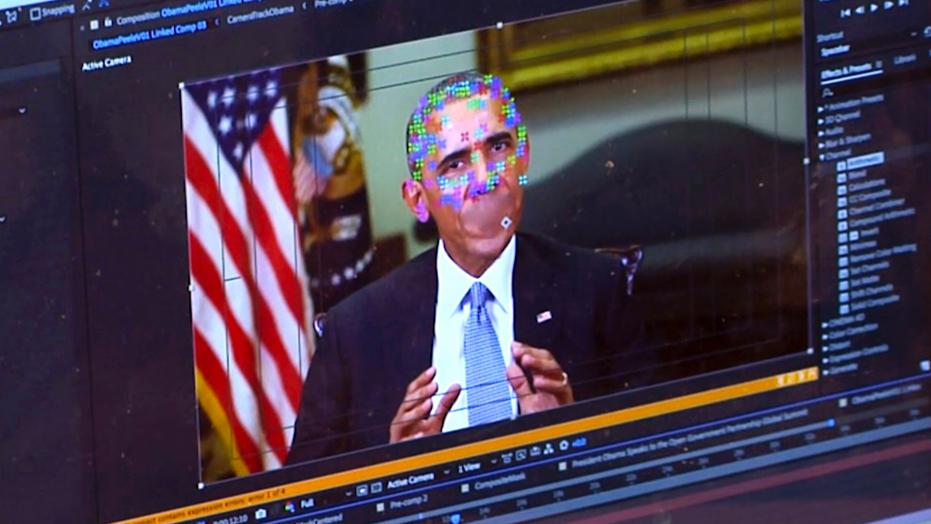 High-tech deception of 'deepfake' videos