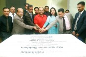 Bashundhara Paper makes flying debut